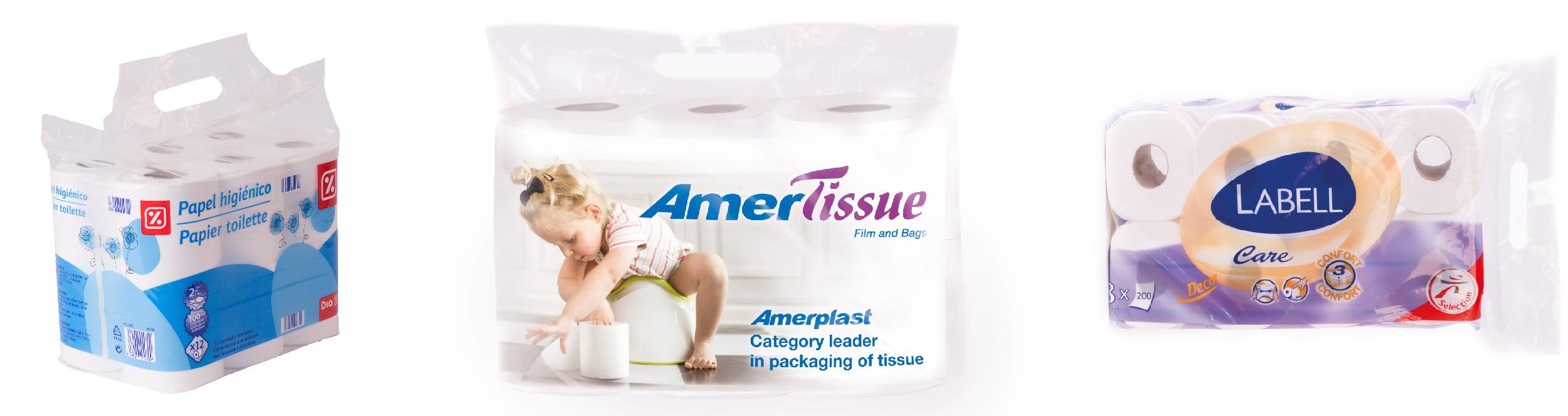 AmerTissue Bags