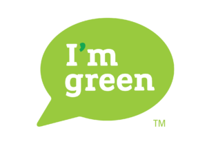 I'm Green logo