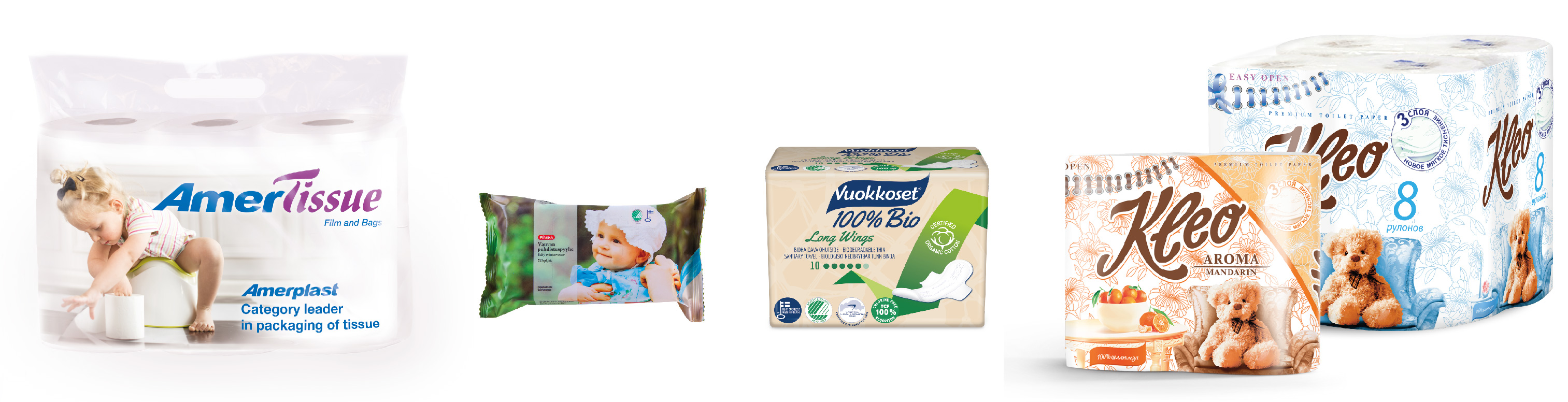 Hygiene and Tissue Packaging