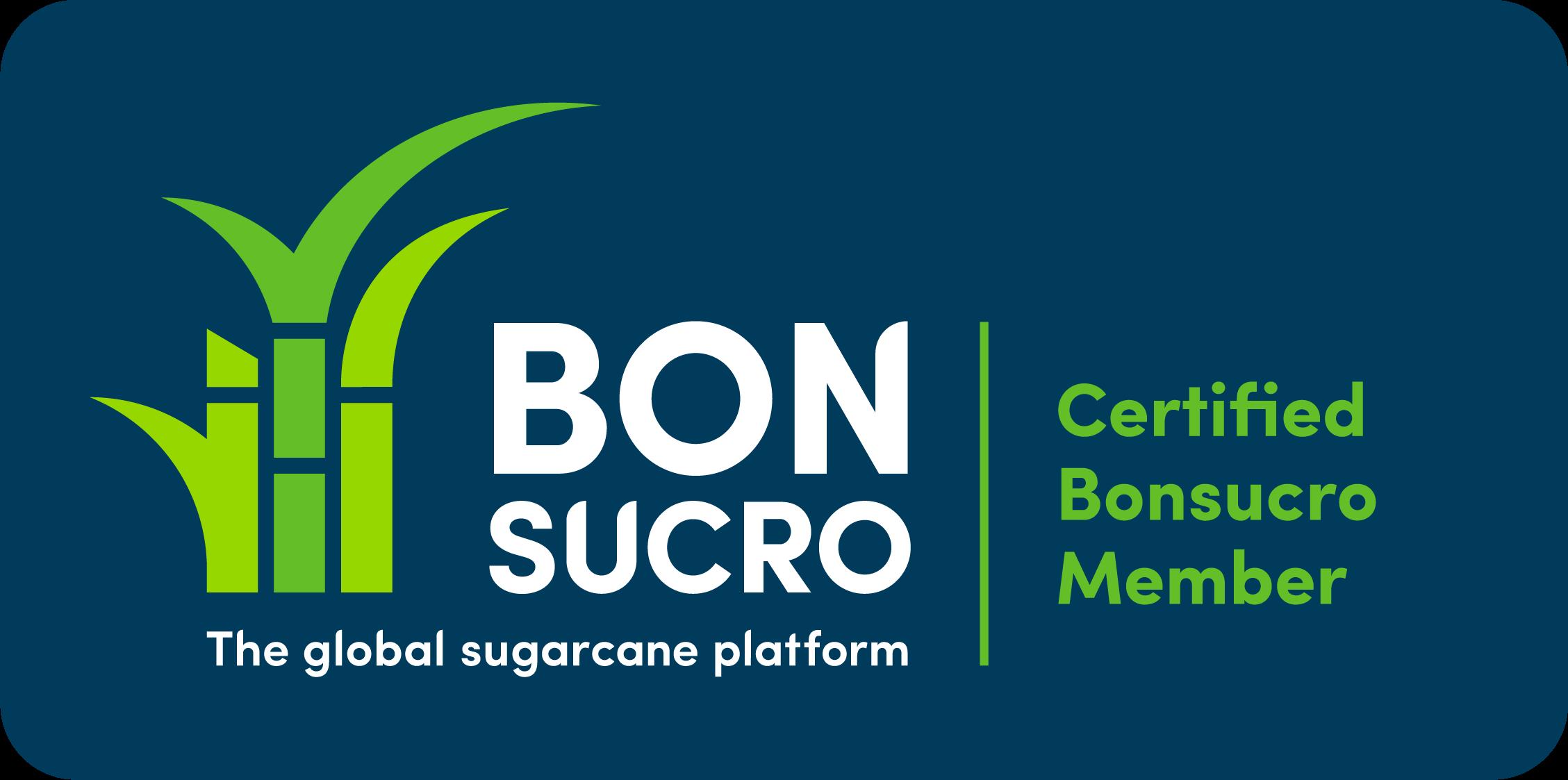Bonsucro Certified Member logo
